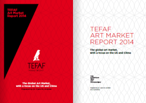 Download the TEFAF Art Market Report 2014 (PDF)